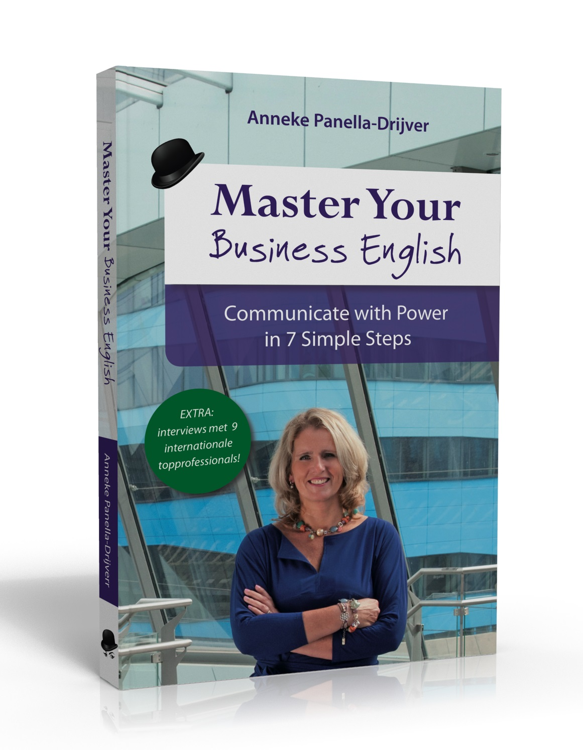 3D Cover Master Your Business English