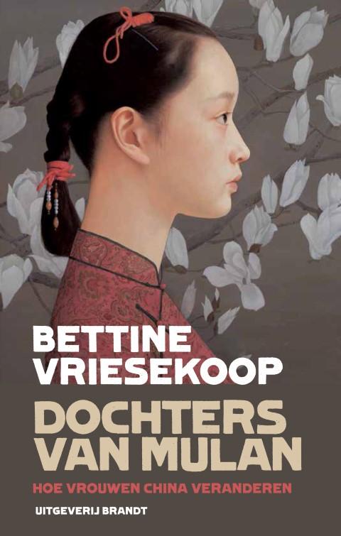 Boekomslag Bettine Vriesekoop Mulan Small