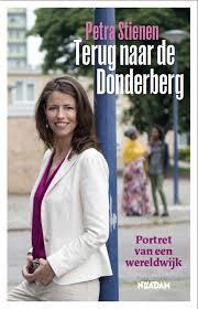 Boekomslag Donderberg Petra Stienen