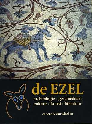 Boekomslag de Ezel